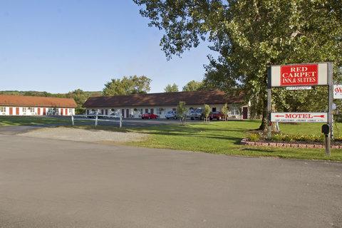 Red Carpet Inn & Suites Cooperstown - Exterior