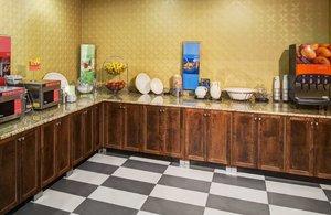 Restaurant - Hampton Inn & Suites Arrowood Charlotte