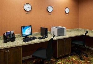 Conference Area - Hampton Inn & Suites Arrowood Charlotte