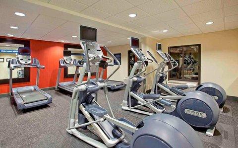 Hampton Inn - Fort Smith - Fitnesss Center