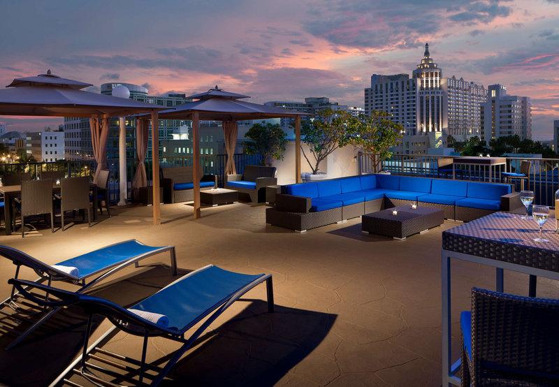 Hotel Courtyard Miami Beach South Beach Outros