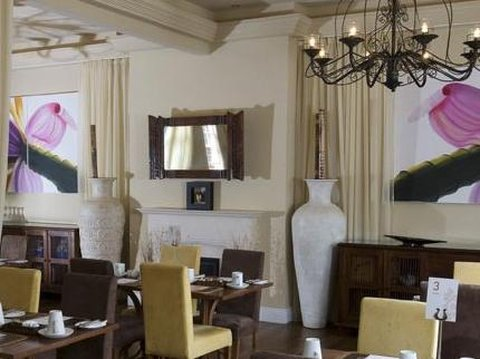 The Orchid Hotel - Restaurant