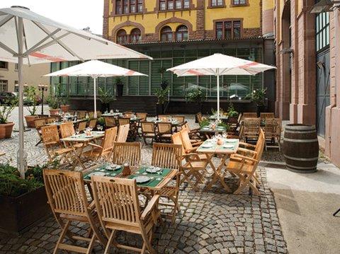 فندق ليوناردو هايدلبيرغ - Terrace
