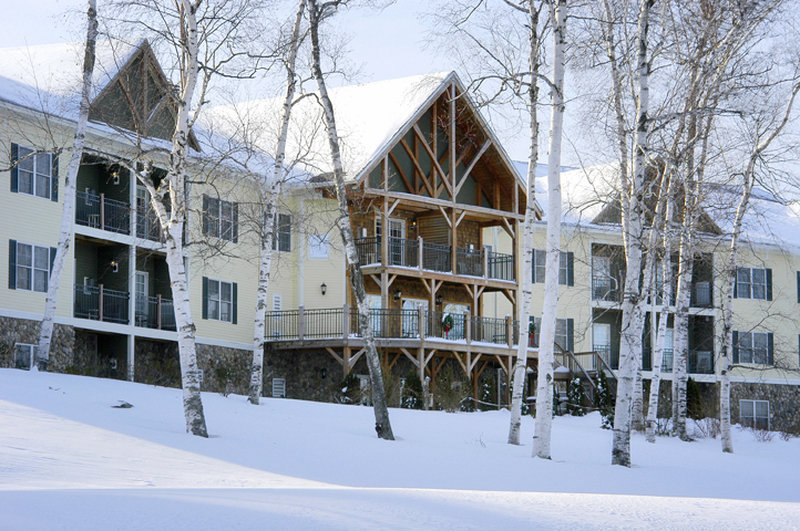 Mountain Edge Resort & Spa At Sunapee - Newbury, NH