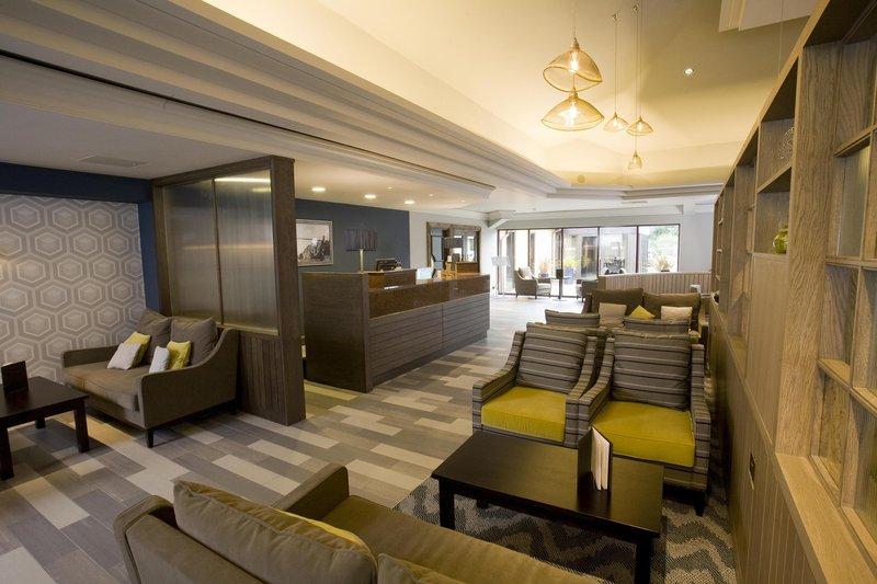 Hilton Bristol Hotel Hall