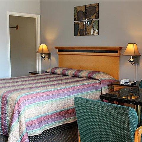 Best Budget Inn Fresno - Best Budget Inn Fresno Room