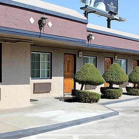 Best Budget Inn Fresno - Best Budget Inn Fresno Exterior