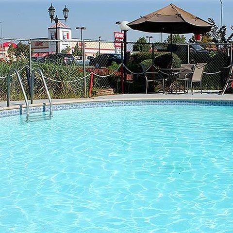 Best Budget Inn Fresno - Best Budget Inn Fresno Pool