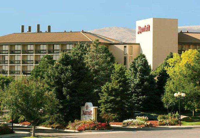 Hotel Denver Marriott West Ulkonäkymä