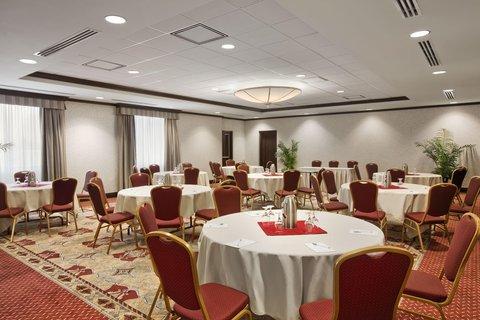 Hampton Inn by Hilton Toronto Airport Corporate Centre - Banquet Room