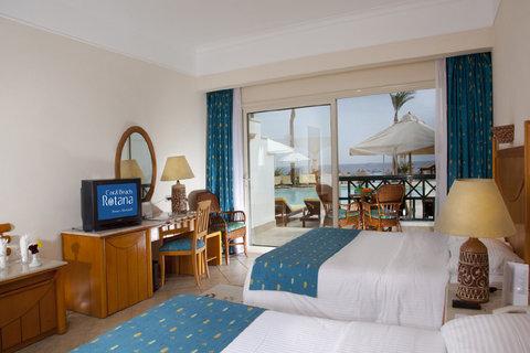 Coral Beach Resort Montazah - Premium Queen