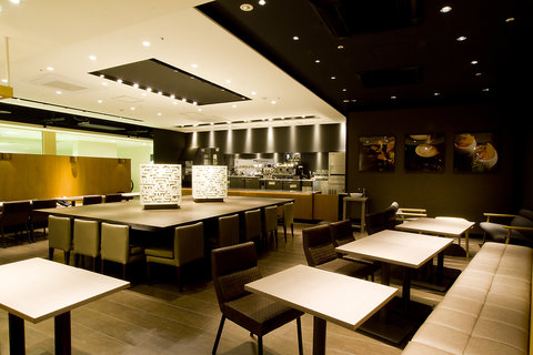 Hotel R Mets Utsunomiya - Breakfast Restaurant