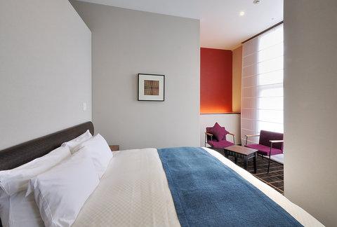 Hotel R Mets Utsunomiya - Concept Double