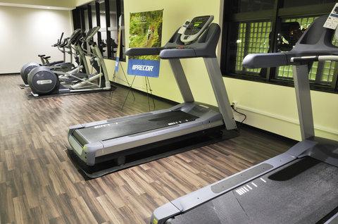 Hotel R Mets Utsunomiya - Fitness Room