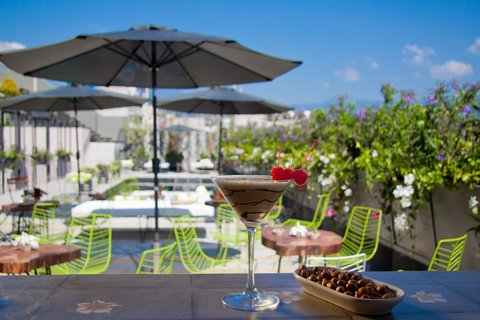 Flor de Mayo Hotel & Restaurant - Bar