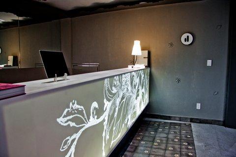 Flor de Mayo Hotel & Restaurant - Lobby