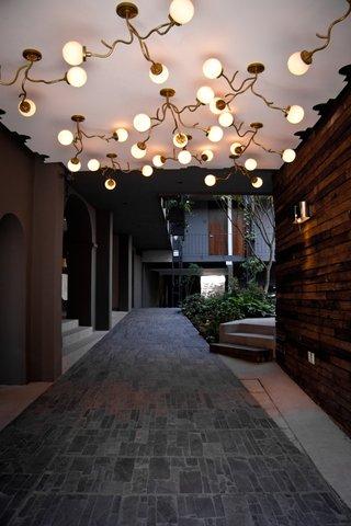 Flor de Mayo Hotel & Restaurant - Entrance