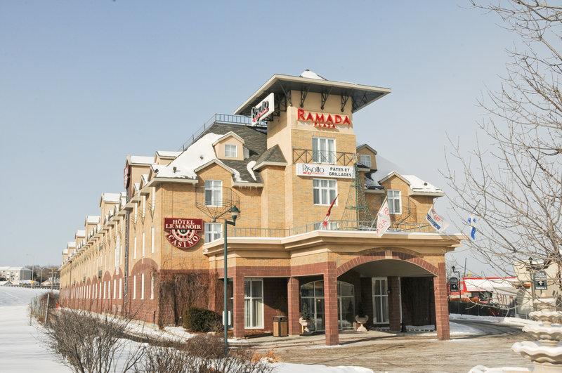 Ramada Plaza Manoir du Casino Außenansicht