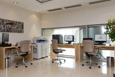 هيلتون دياغونال مار برشلونة - Business Center