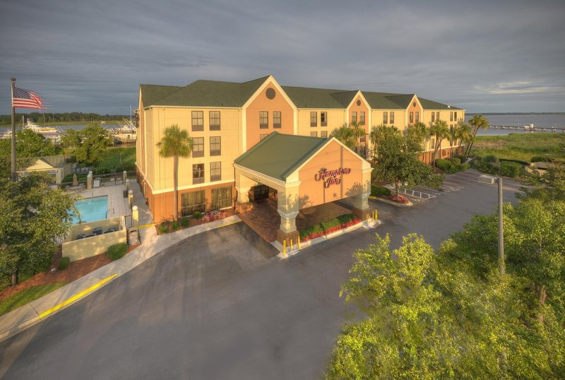 HAMPTON INN GEORGETOWN MARINA