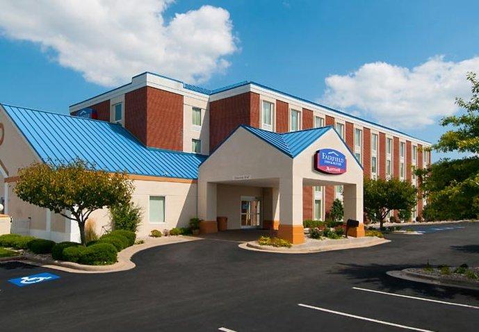 Fairfield Inn & Suites By Marriott Beckley - Beckley, WV