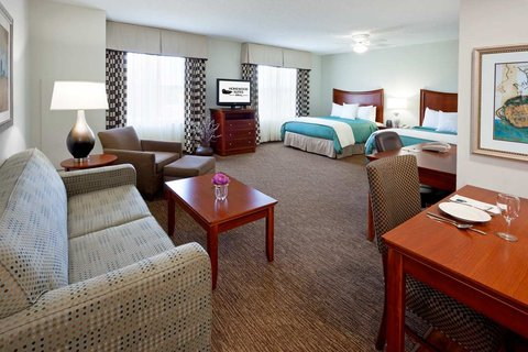 Homewood Suites by Hilton Albany Hotel - Accessible Two Queen Beds