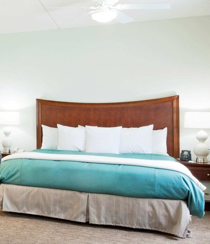 Homewood Suites by Hilton Albany Hotel - Accessible King Studio Bedroom