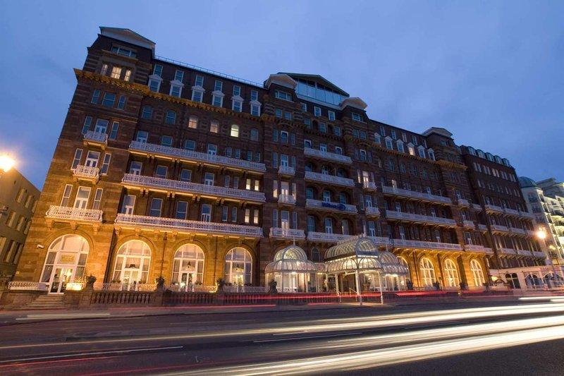 Hilton Brighton Metropole Dış görünüş