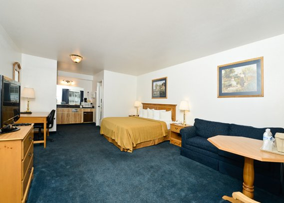 Quality Inn Central - Roseburg, OR