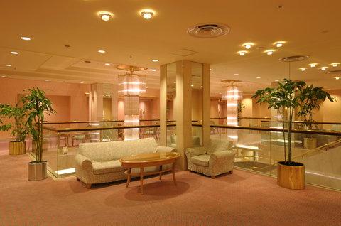 Aizuwakamatsu Washington Hotel - Lobby