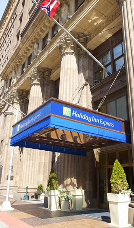 Holiday Inn Express CLEVELAND DOWNTOWN - Cleveland, OH