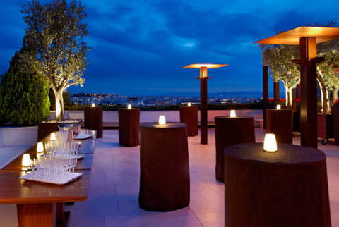 Hotel Grande Bretagne, a Luxury Collection Hotel, Athens - GB Roof Garden Terrace - Cocktail