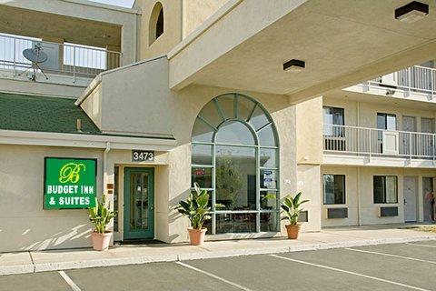 Budget Inn and Suites Stockton Yosemite Airport - Exterior
