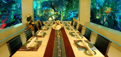 Sahara Star Hotel - Ocean Private Dining Room at Hotel Sahara Star
