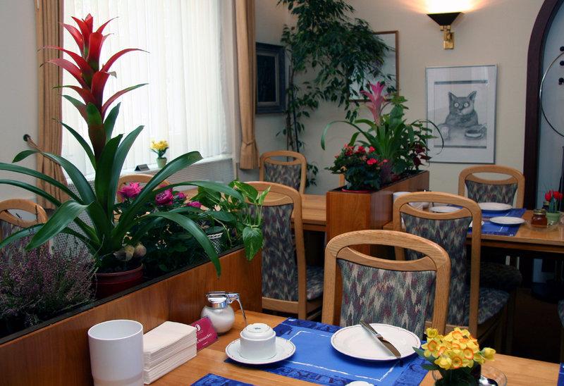 Hotel St. Georges Sala de conferencias