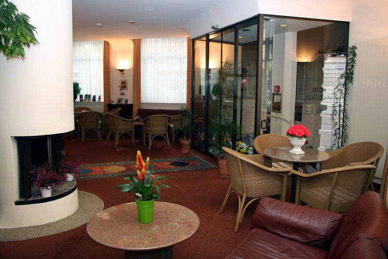 Hotel St. Georges Instalaciones recreativas