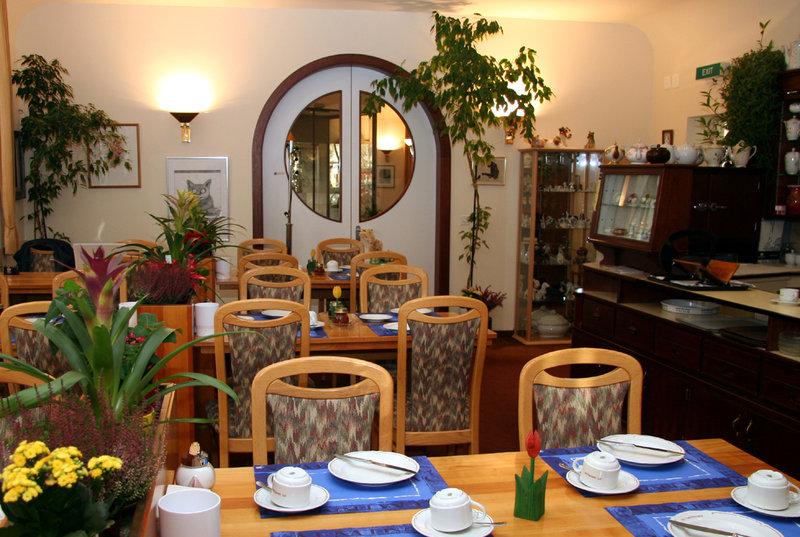Hotel St. Georges Gastronomía