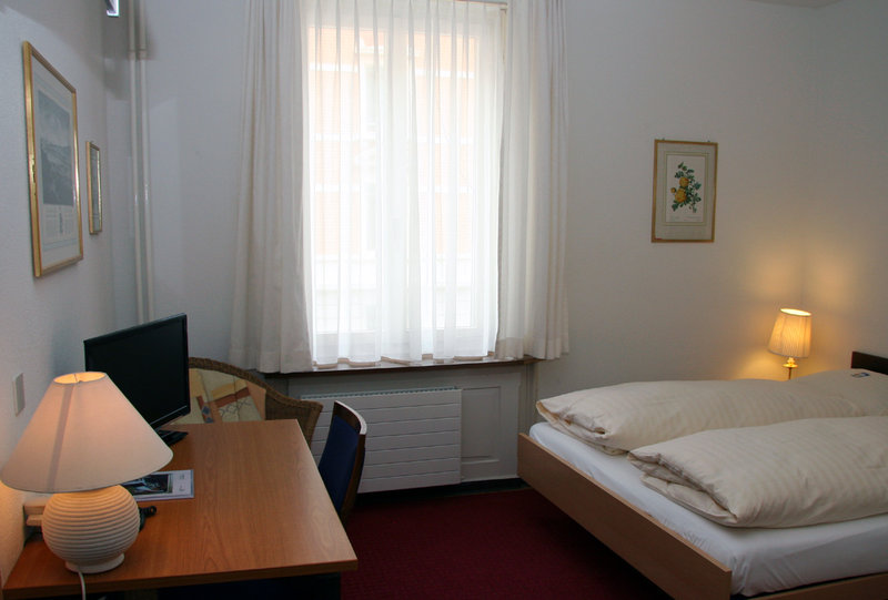 Hotel St. Georges Vista de la habitación