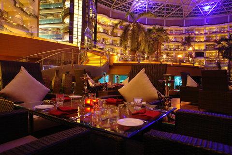 Sahara Star Hotel - Mabruk at Hotel Sahara Star Mumbai