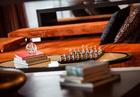 Renaissance Beijing Capital Hotel - Club Lounge   Games
