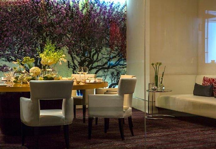 Renaissance Beijing Capital Hotel Gastronomía