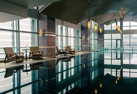 Renaissance Beijing Capital Hotel - Indoor Pool