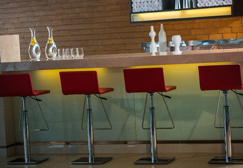 Renaissance Beijing Capital Hotel - Fitness Center   Juice Bar
