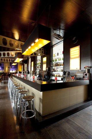 竞技场酒店 - Bar