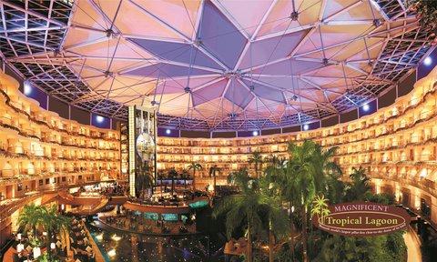 Sahara Star Hotel - Tropical Lagoon at Hotel Sahara Star Mumbai