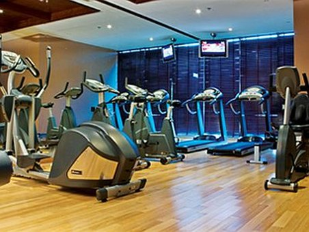 Flora Park Deluxe Hotel Apartments - Health Club