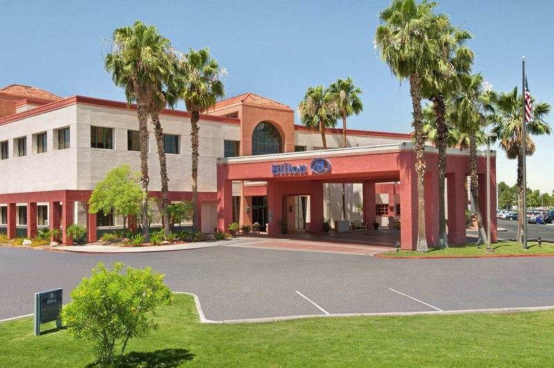 Hilton Phoenix Airport Buitenaanzicht