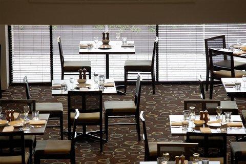 皇冠假日酒店 - Breakfast Area