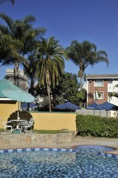 Cresta Oasis Hotel - Pool Area