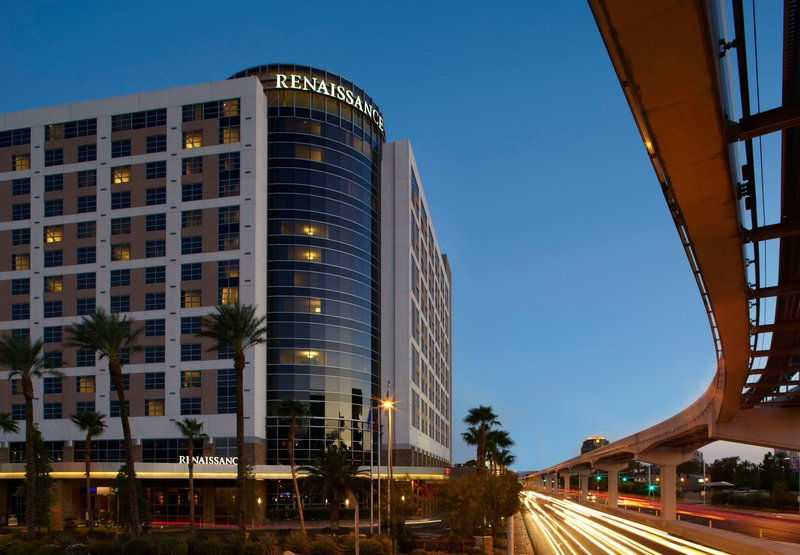 Renaissance Las Vegas Hotel Buitenaanzicht